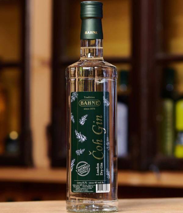 Gin - naš izdelek Čoh gin za popolne poletne večere
