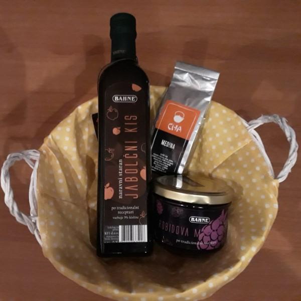 Brezalkoholni izdelki Bahne - kis, sirupi in marmelade Bahne
